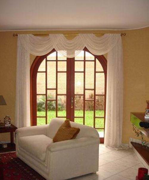 Cortinas galeria for Lo ultimo en cortinas para dormitorios